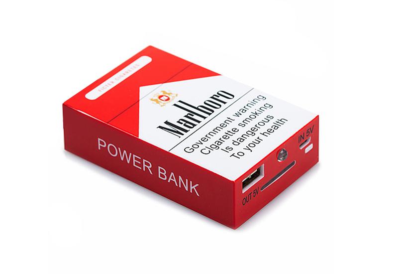 pin sạc dự phòng hình bao thuốc lá psc02