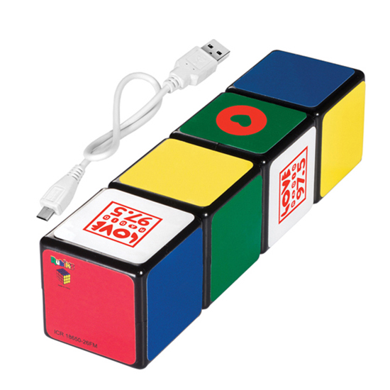 RUBIK POWERBANK