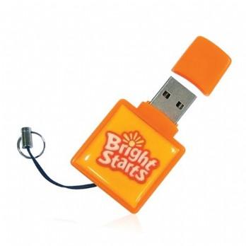 phụ kiện quà tặng, dây đeo USB acs01