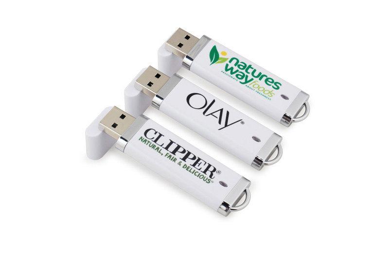 quà tặng doanh nghiệp, quà tặng USB nhựa USP01