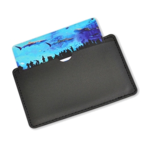 Creadit Card Leather Wallet-PCK14