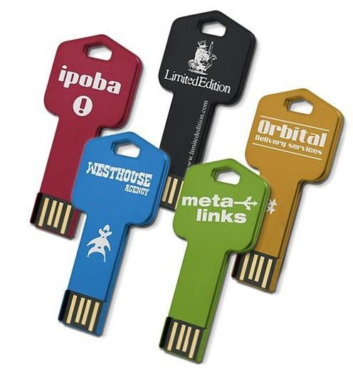 Quà tặng USB chìa khóa Traditional usk07