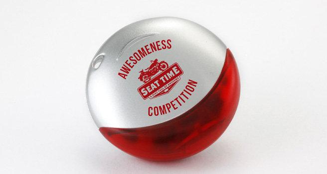 quà tặng doanh nghiệp, quà tặng usb nhựa tròn usp10