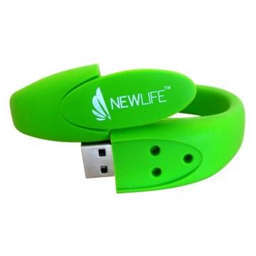 quà tặng USB vòng tay usn03