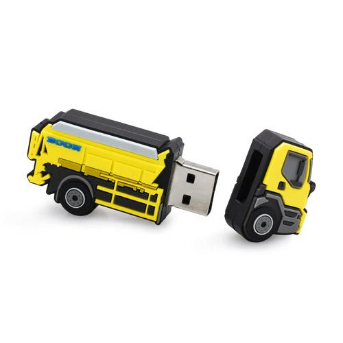 quà tặng USB hình xe tải usn10